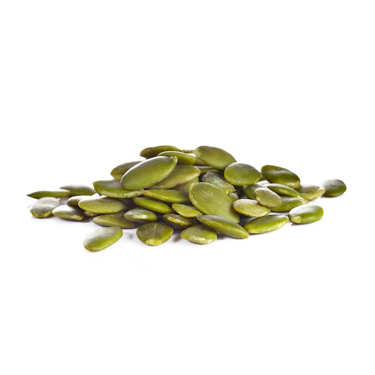 Pumpkin seed powdered extract