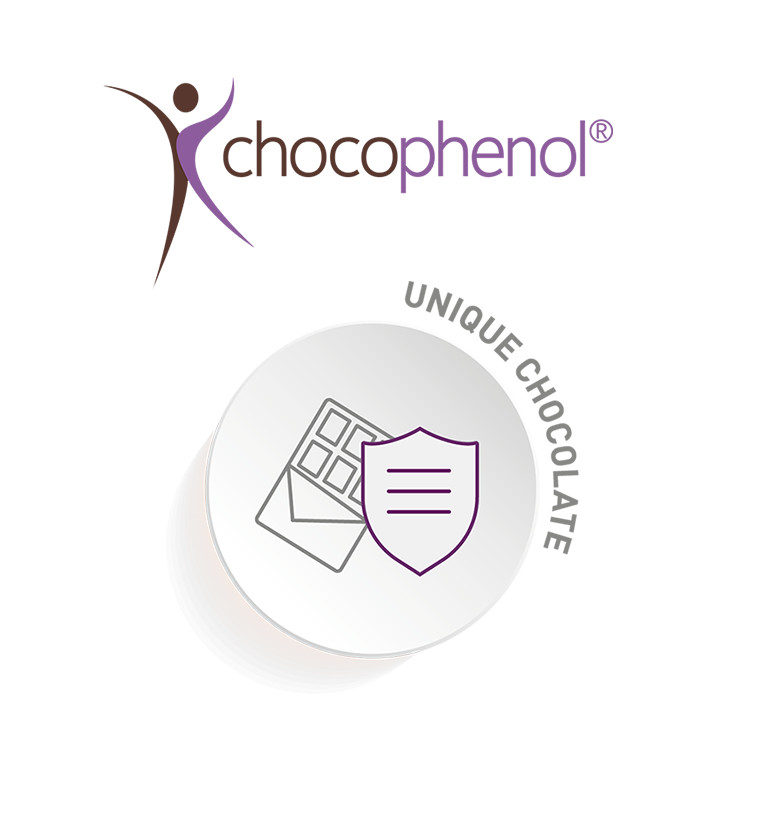 chocophenol® - Healthy Boost of Energy - Sugar Free and Delicious Chocolate!