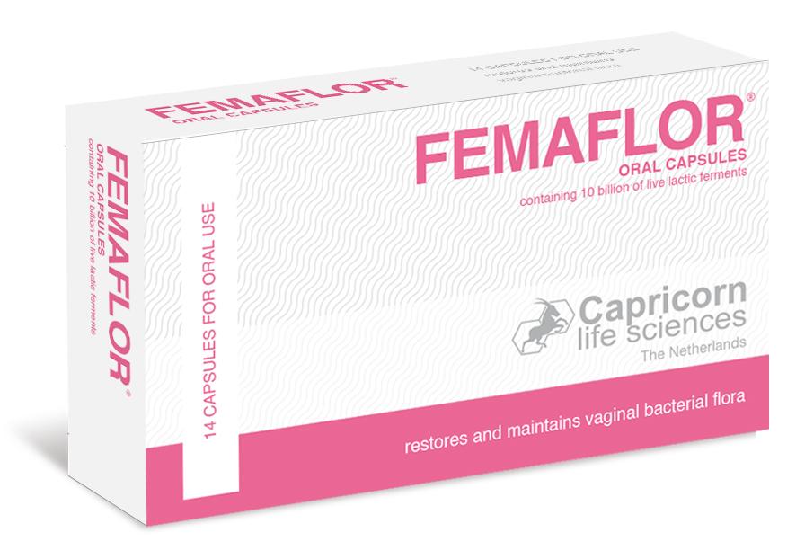 FEMAFLOR oral capsules