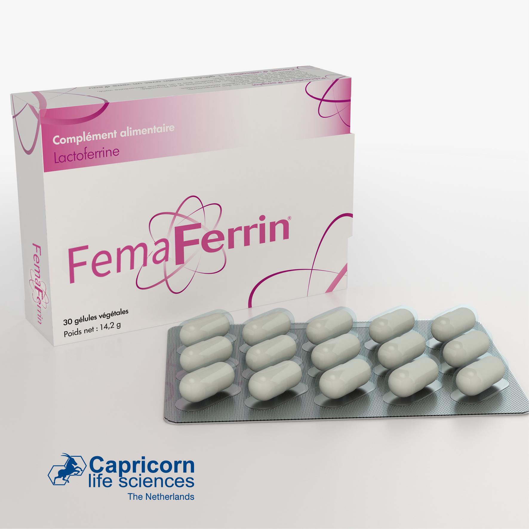 FEMAFERRIN capsules