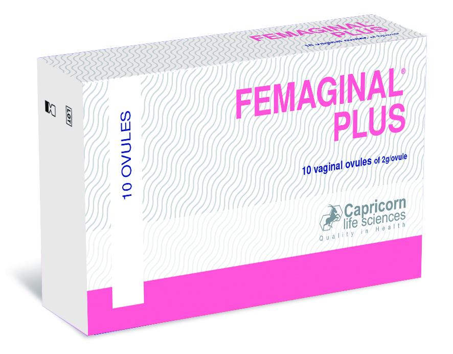 FEMAGINAL PLUS ovules