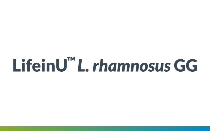 LifeinU™ L. rhamnosus GG