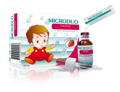 MICRODUO oral drops