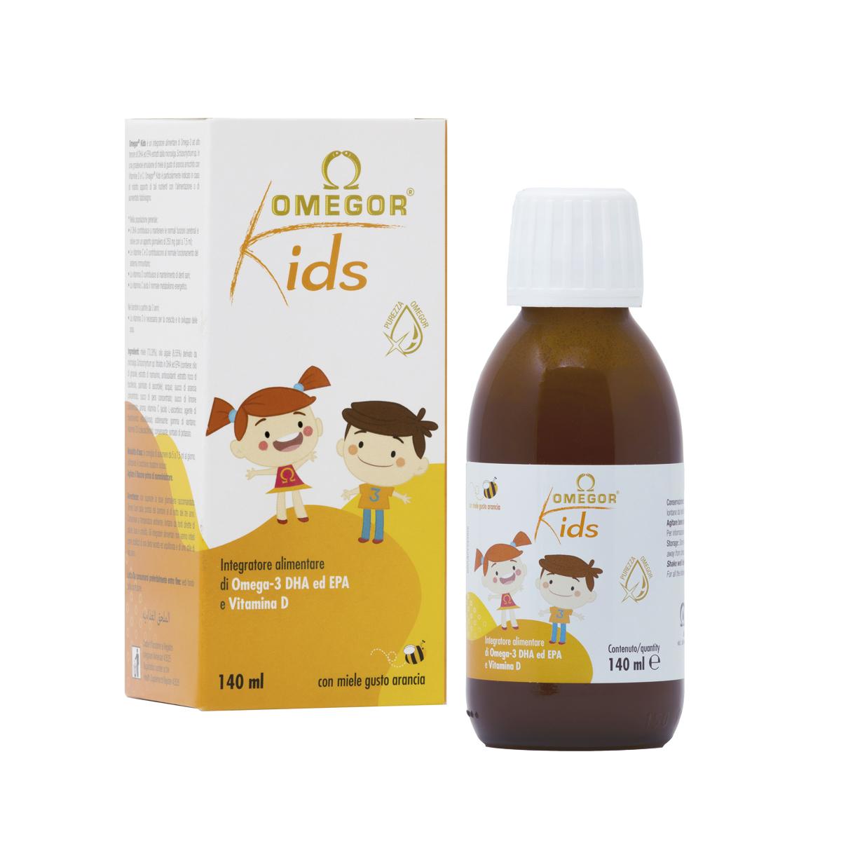 Omegor® Kids emulsion