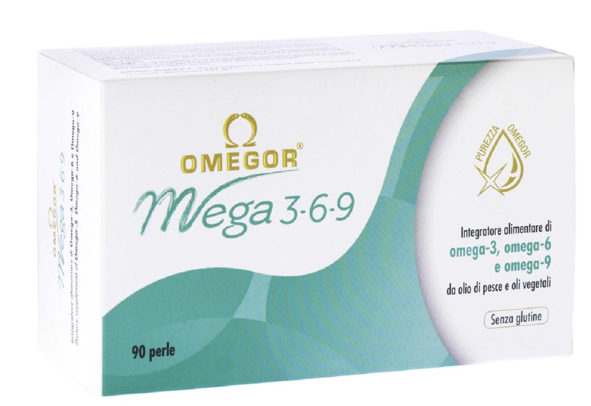 Omegor Mega 3-6-9