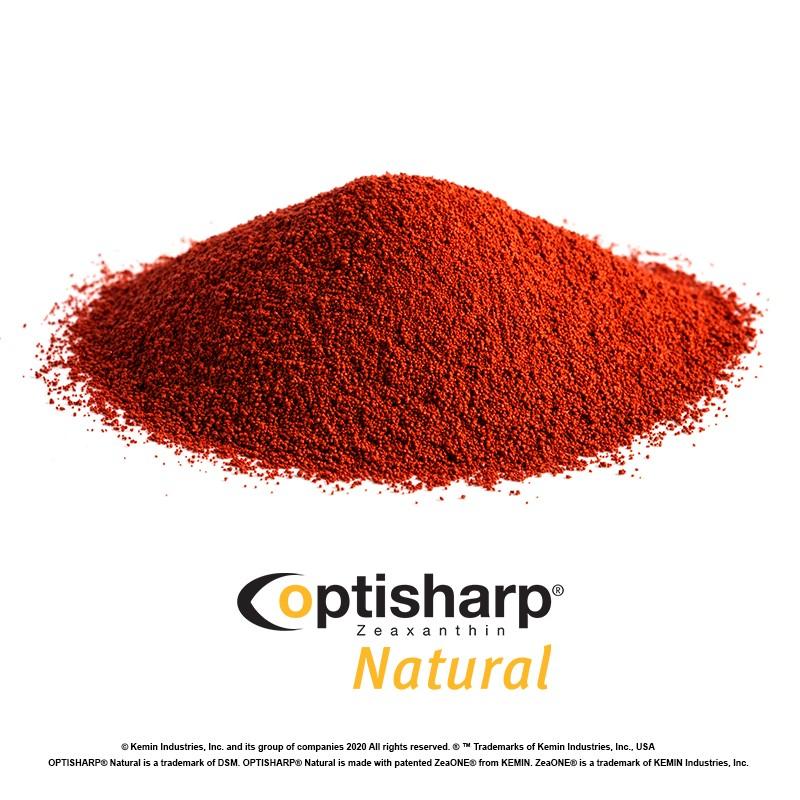 OPTISHARP®Natural Zeaxanthin