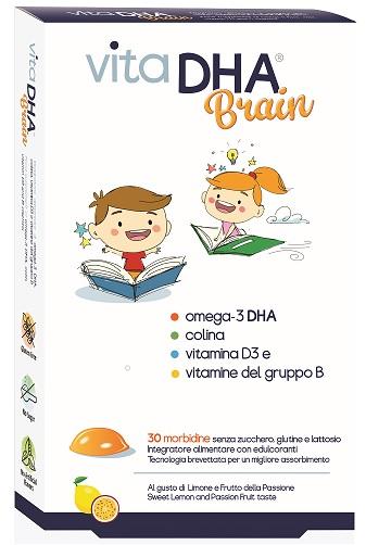 VitaDHA Brain