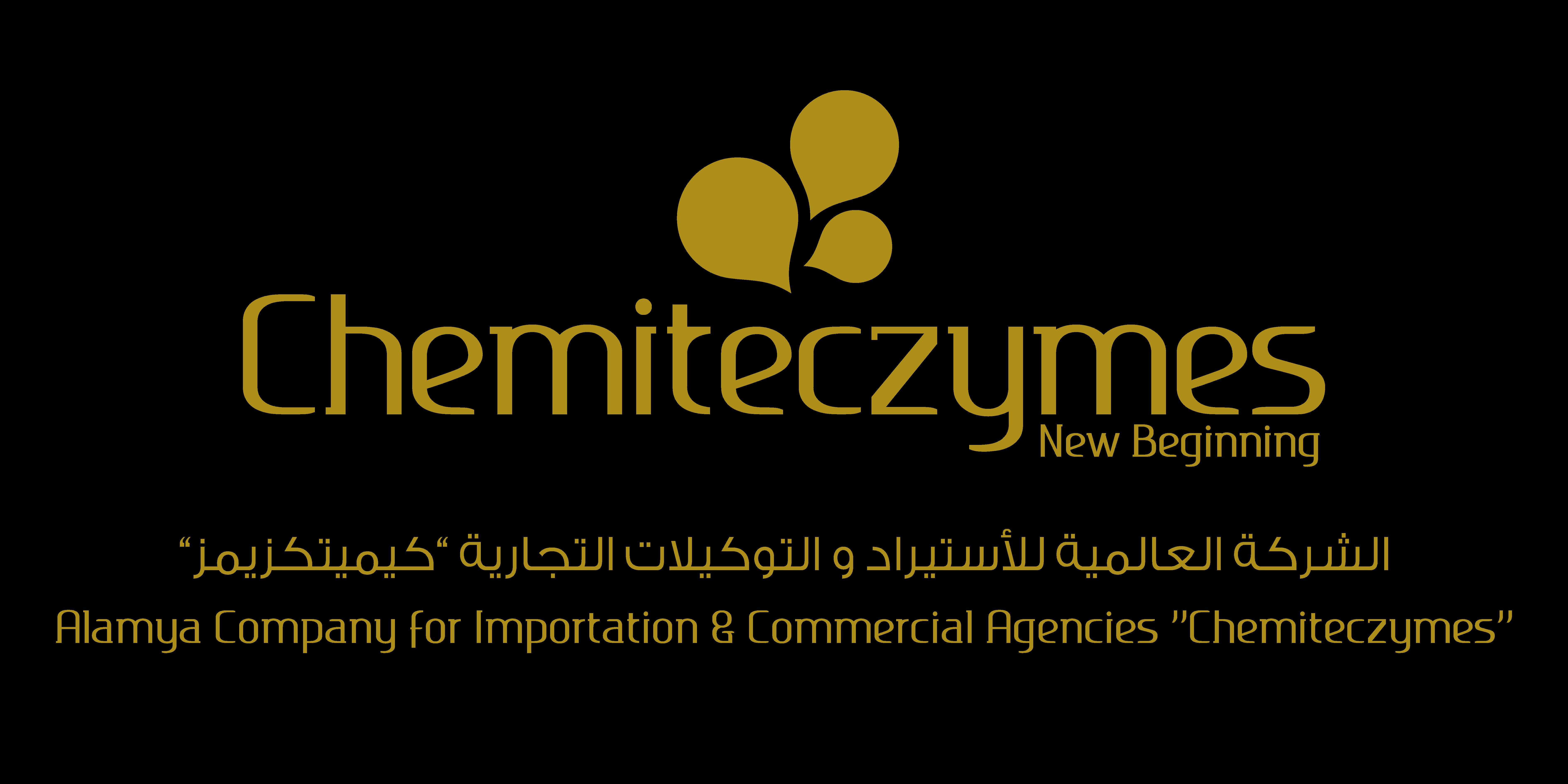 Alamya company for Importation & Commercial Agencies - Chemiteczymes
